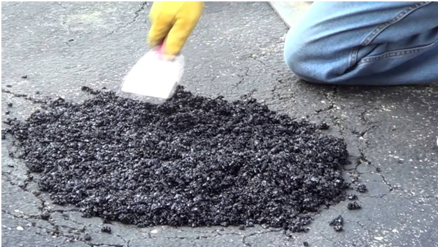 Best Time to repair your Driveway