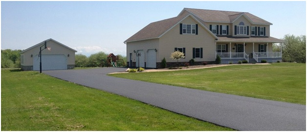 residential asphalt paving contractors near me