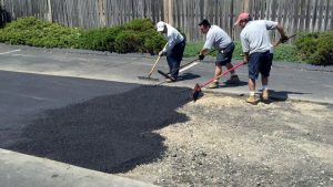 residential asphalt service in derry new hempshire